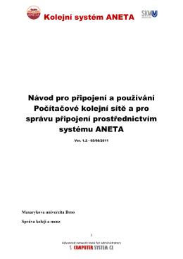 formát PDF - Aneta - Masarykova univerzita