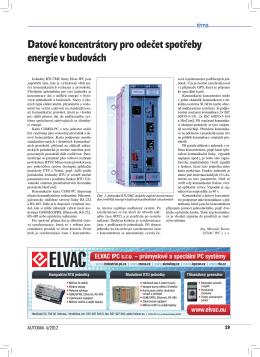 Řízení spotřeby energie v budovách