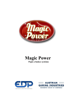 Magic Power - Manuál