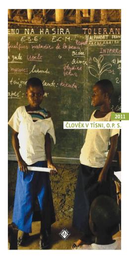 Výroční zpráva 2011