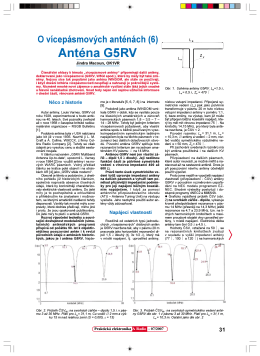 6. Anténa G5RV
