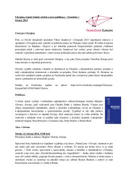 Ukrajina, Lipský knižní veletrh a nové publikace