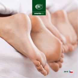 5 výrobky pro příčně plochou nohu
