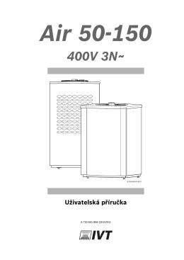 400V 3N~ - Tepelná čerpadla IVT