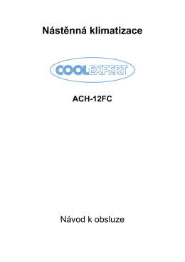 ACH-12FC_OM_CZ