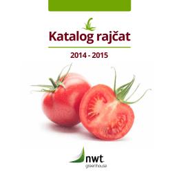 Katalog rajčat