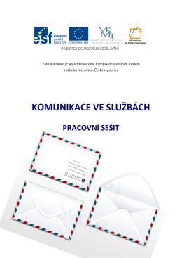 Komunikace ve službách - Střední škola služeb a podnikání, Ostrava