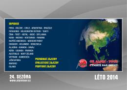 LÉTO 2014 - CK Alpin