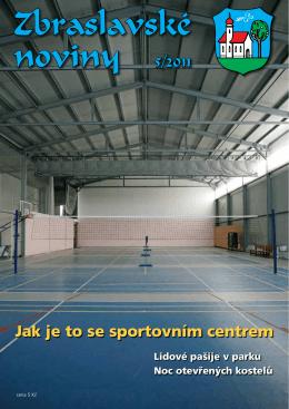 Zbraslavské noviny 05/2011