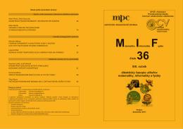 didaktický časopis pre učiteľov matematiky, informatiky a fyziky.