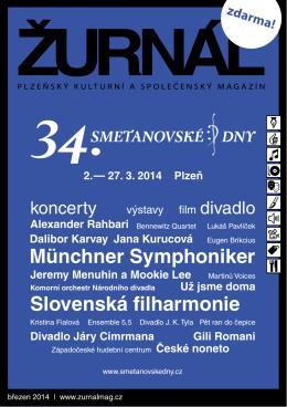 Münchner Symphoniker Slovenská filharmonie