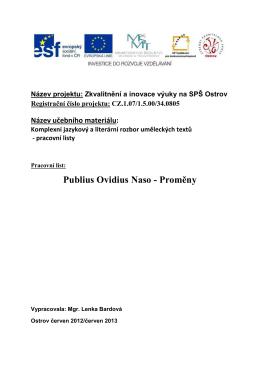 2.VY_12_INOVACE_CJ_PLA2, Ovidius – Proměny.pdf