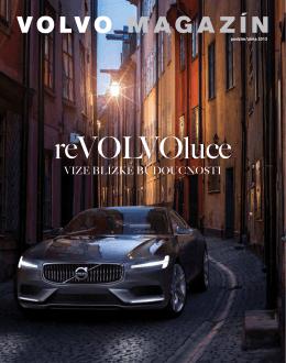 Volvo magazín, podzim/zima 2013
