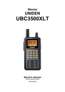 UBC3500XLT