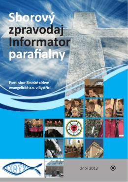 Sborový zpravodaj Informator parafialny