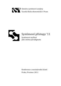 sborník ISBN 978-80-245-1844-2