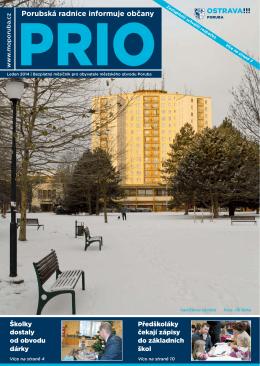Leden 2014 - Poruba