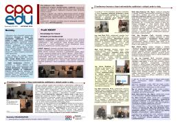 Profil KNOFF Novinky - CPA