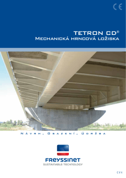TETRON CD® - FREYSSINET CS, as