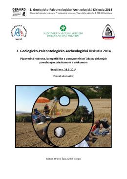 3. Geologicko-Paleontologicko