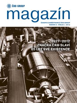 ČKD Magazín 2 - 2012