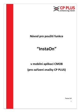 Manual-InstaOn-pro-CMOB-CZ
