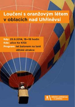 více informací - MO ČSSD Praha 22