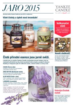 Yankee Candle novinky jaro a velikonoce 2015.pages