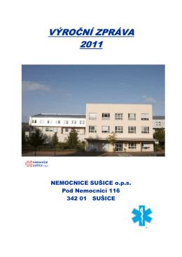 Výroční zpráva 2011 FINAL1