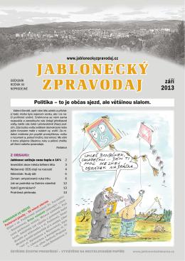 zari 2013.indd - Jablonecký zpravodaj