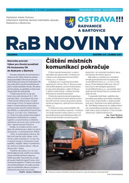 dubeN 2011 - Radvanice a Bartovice