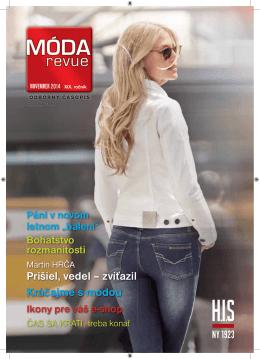 Aktuálne vydanie November 2014