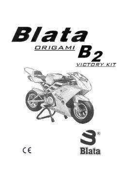 NÁVOD MB ORIGAMI B2 Victory Kit AJ