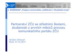 Prezentace_Dokoupil_ZČU