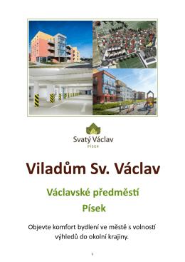 Viladům Sv. Václav - Svatý Václav