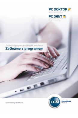 Začínáme s programem [PDF]