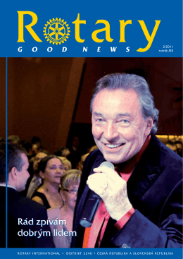 Rotary Good News