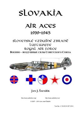Slovakia - Air Aces