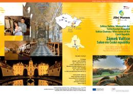 Zámek Valtice a Salon vín České republiky