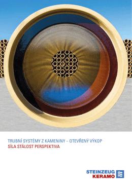 trubní systémy z kameniny – otevřený výkop síla stálost perspektiva