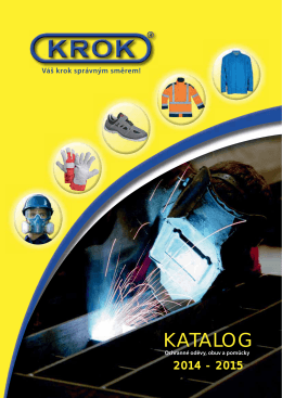 katalog KROK 2014 - 2015