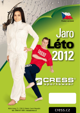cress.cz - Fit studio Jump, Jilemnice