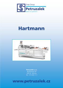 Katalog Hartmann - Petruzalek s.r.o.