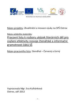 7. VY_12_INOVACE_CJ_PLB7, Stendhal – Červený a černý.pdf