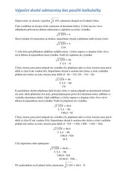 Výpočet druhé odmocniny bez použití kalkulačky.pdf (39