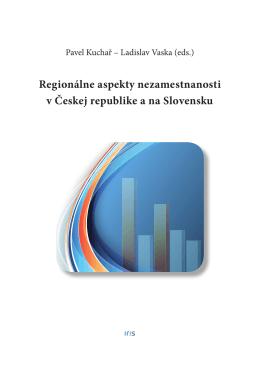 Regionálne aspekty nezamestnanosti v Českej republike a na