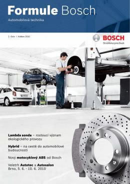 Formule Bosch 2/2010 (PDF)