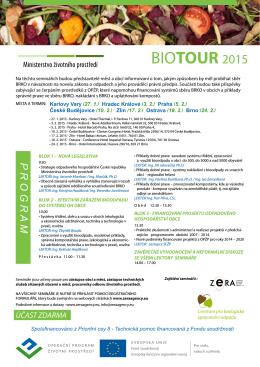 BIOTOUR_program oprava