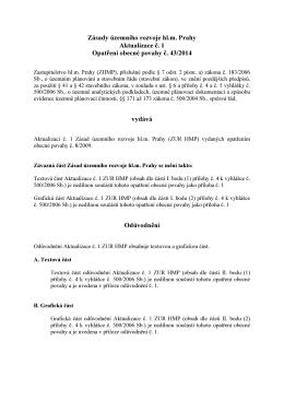 opatřením obecné povahy č. 43/2014