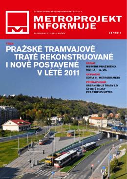 č. 04/2011 - Metroprojekt as